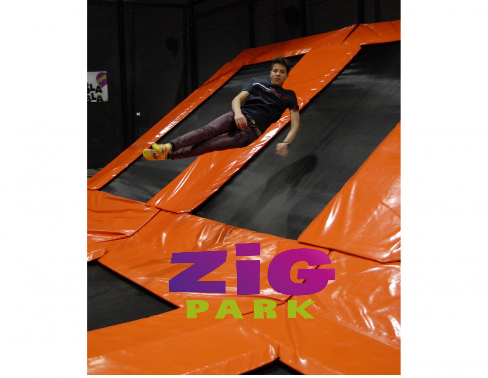 Albi Zig et Cie – aire de jeux