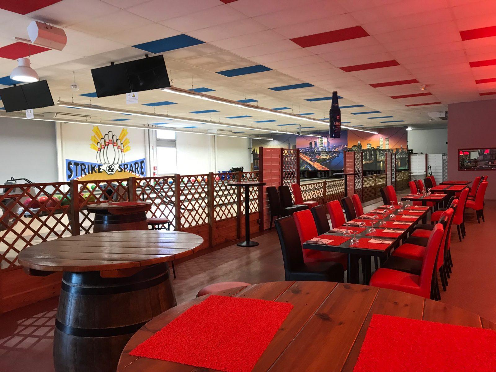 Restaurant – Bar Bowling du Vaurais
