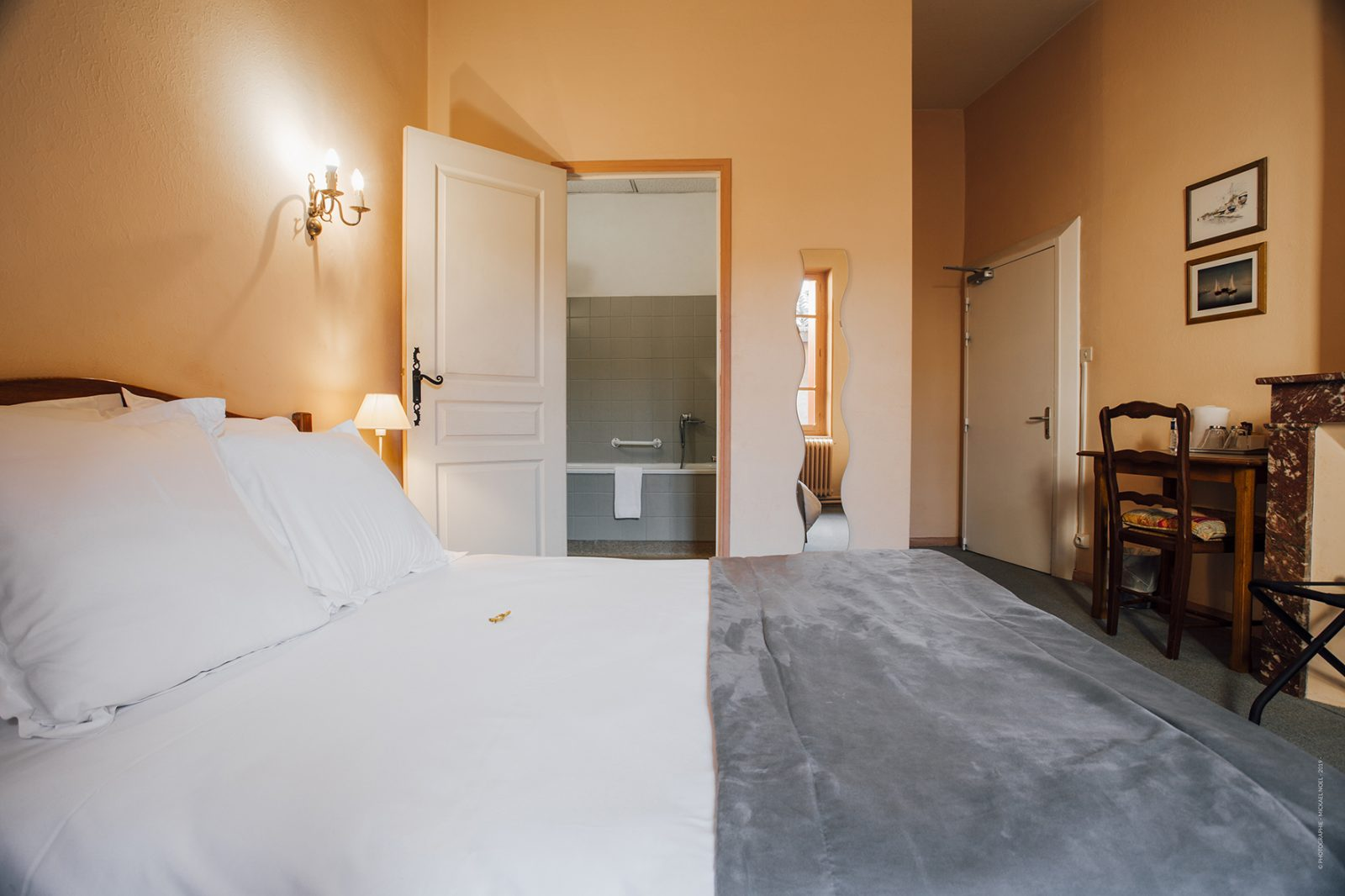 hotel saint clair chambre