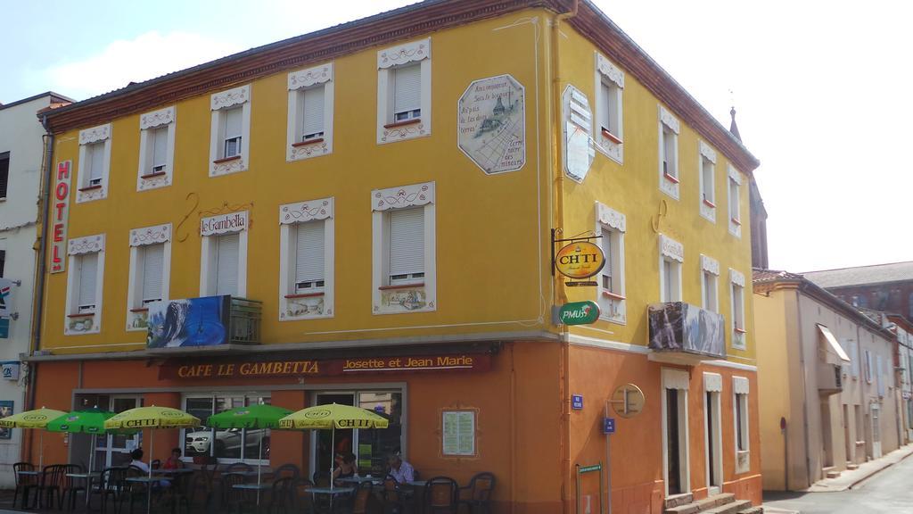 Café-Hôtel le Gambetta