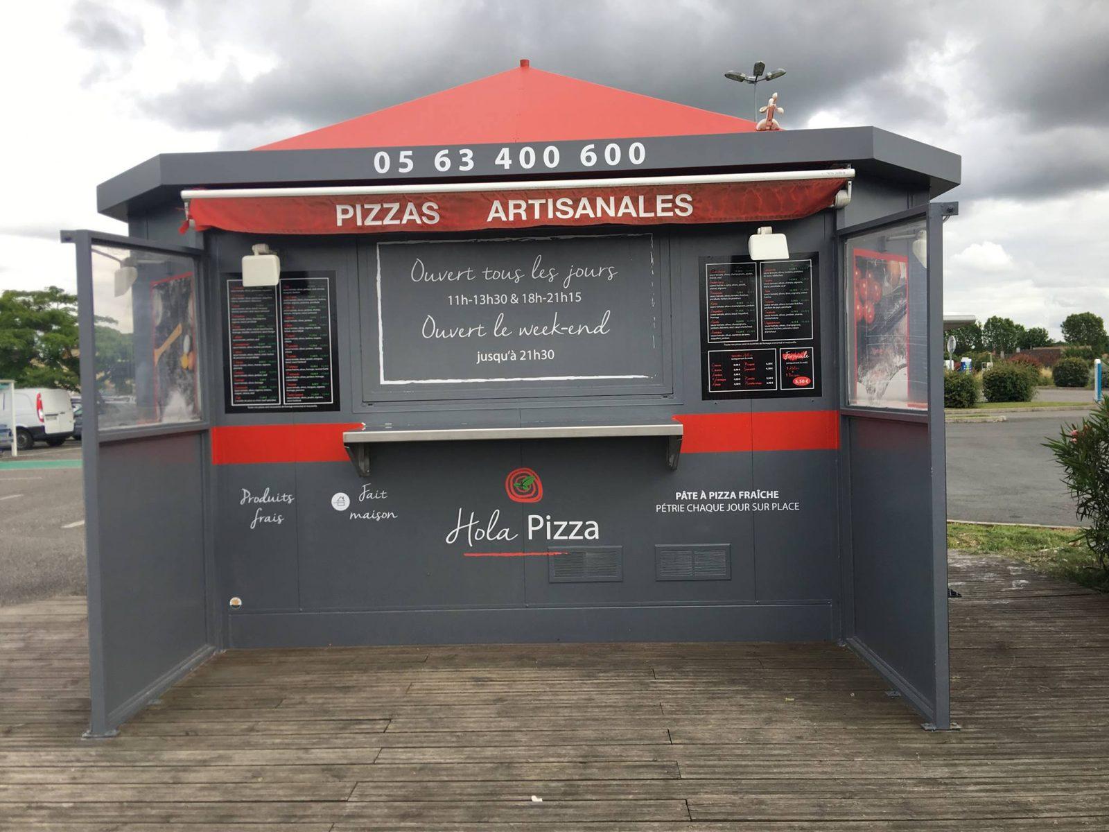 Pizzéria Hola Pizza