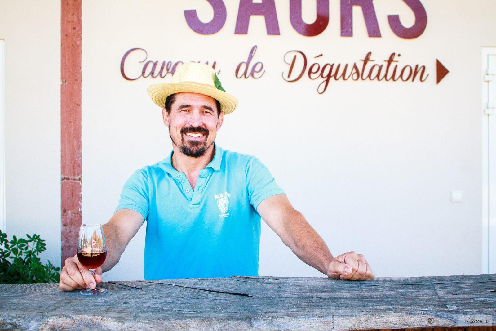 Domaine Saint Laurent de Saurs