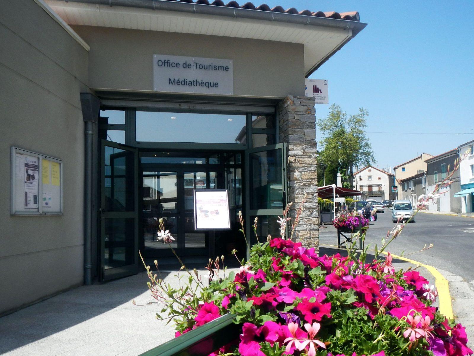 Office de Tourisme et Médiathèque de Montredon-Labessonnié