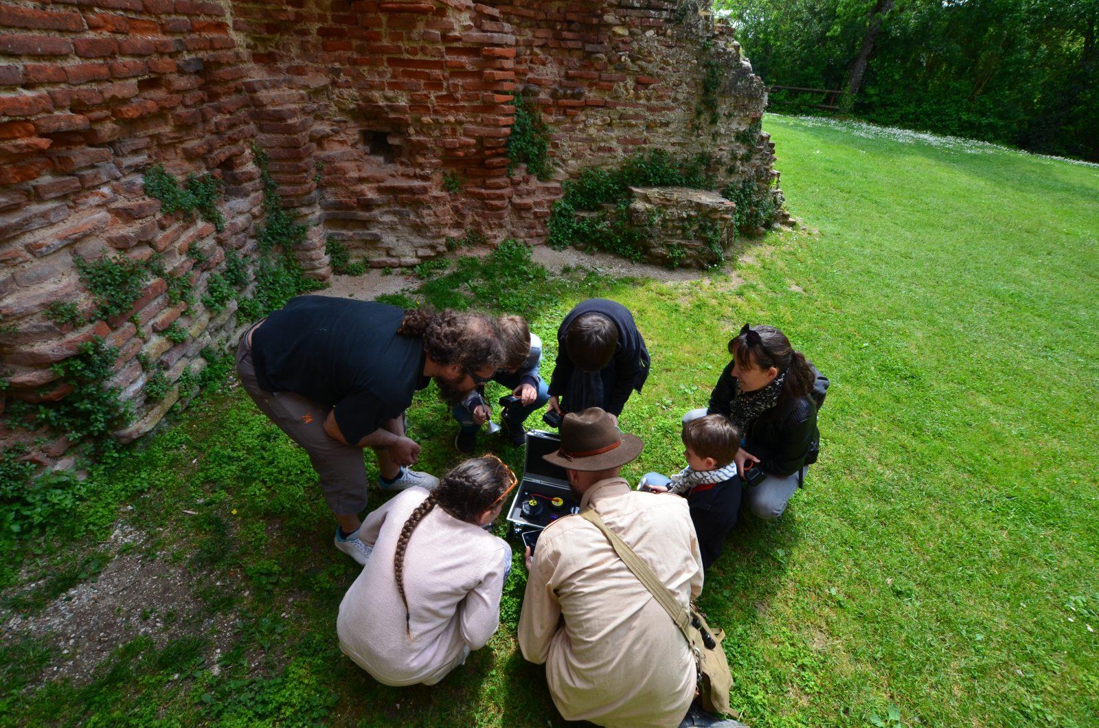 Les aventuriers du Castela – A la recherche du trésor perdu – Château du Castela – Saint-Sulpice – Tarn – 81
