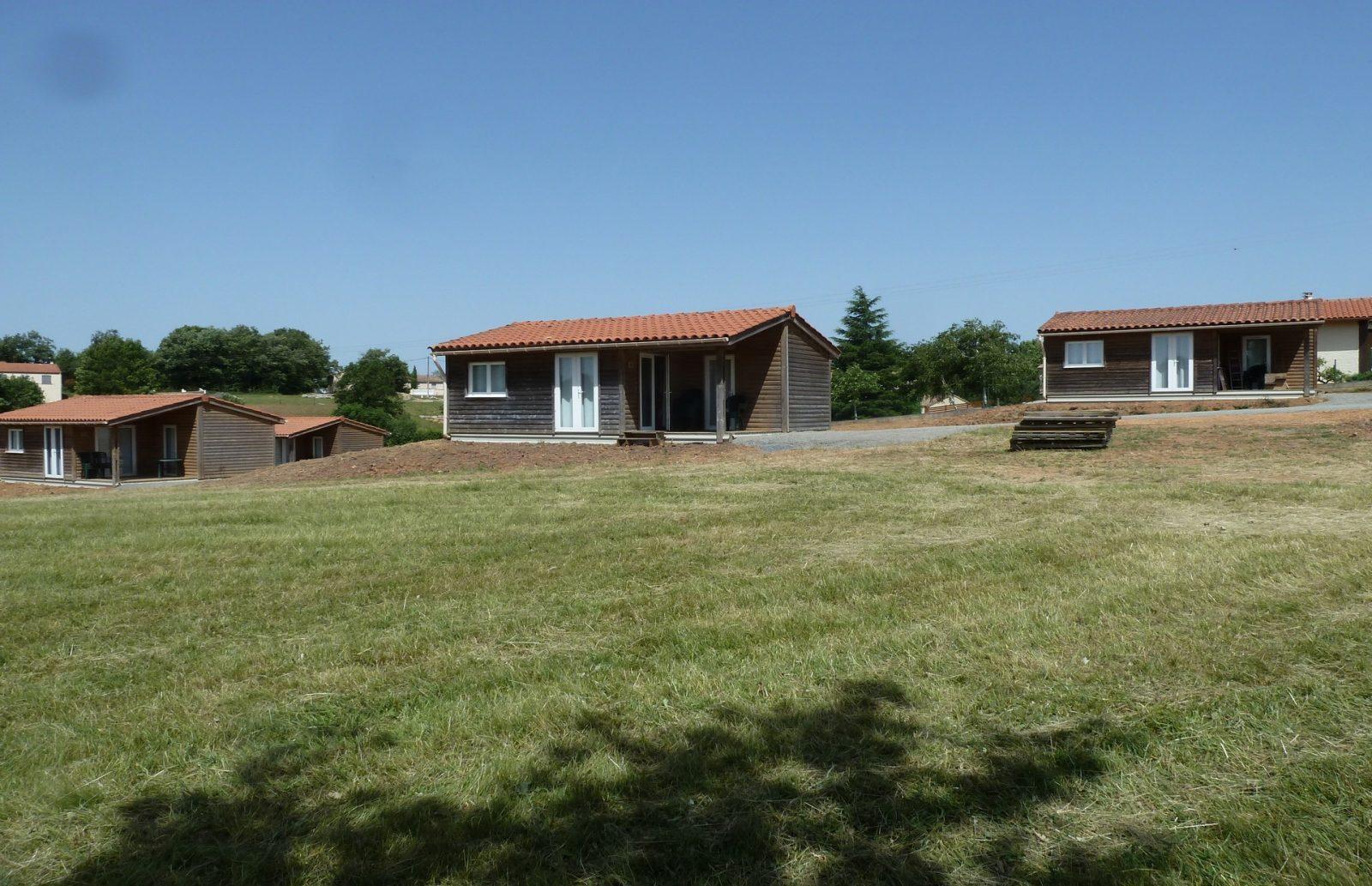 Parc Résidentiel de Loisirs Les Chalets d'Hermine