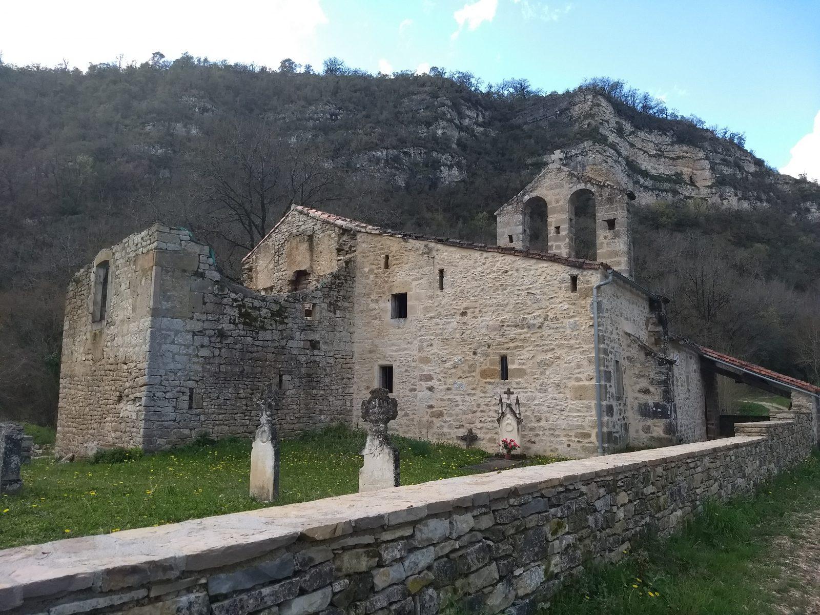 Eglise de larroque