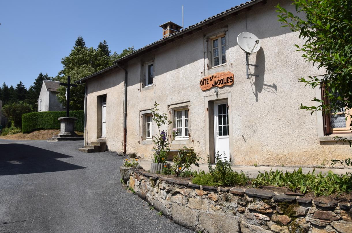 Gîte pèlerins Bouisset Lasfaillades – St Jacques – Tarn
