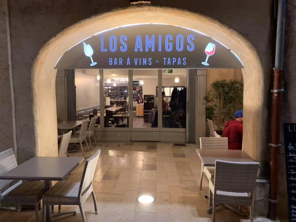 Restaurant «Los amigos»