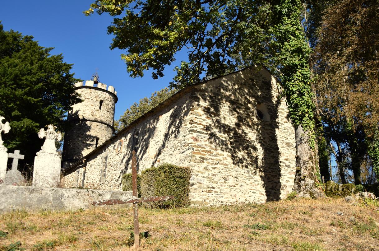 Cimetière de St Jean del Frech