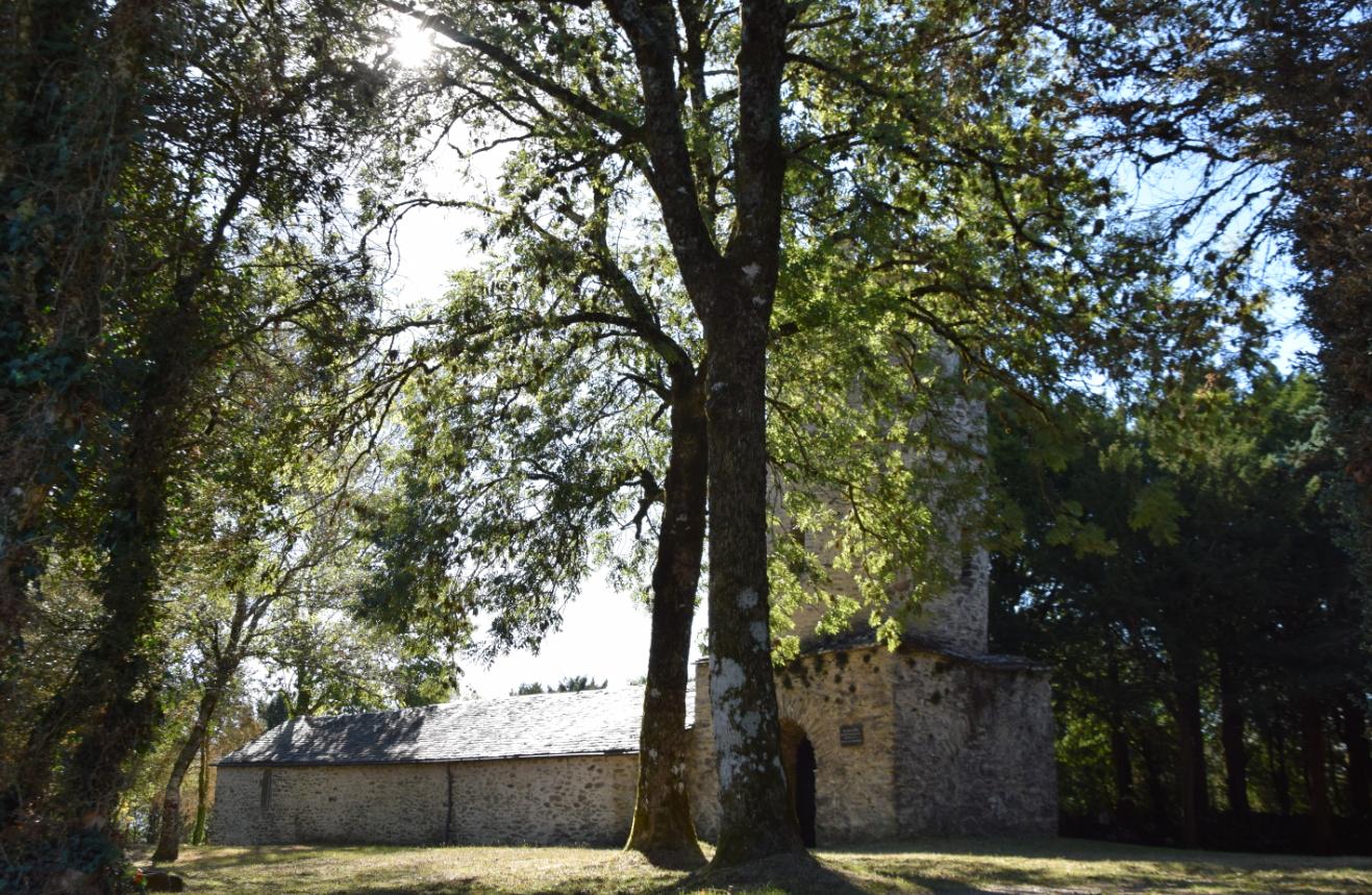 chapelle de St Jean del Frech