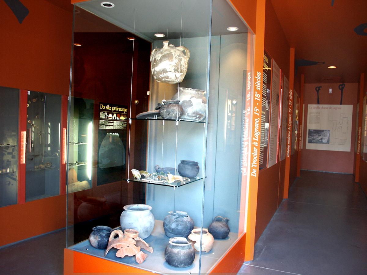 diverses céramiques