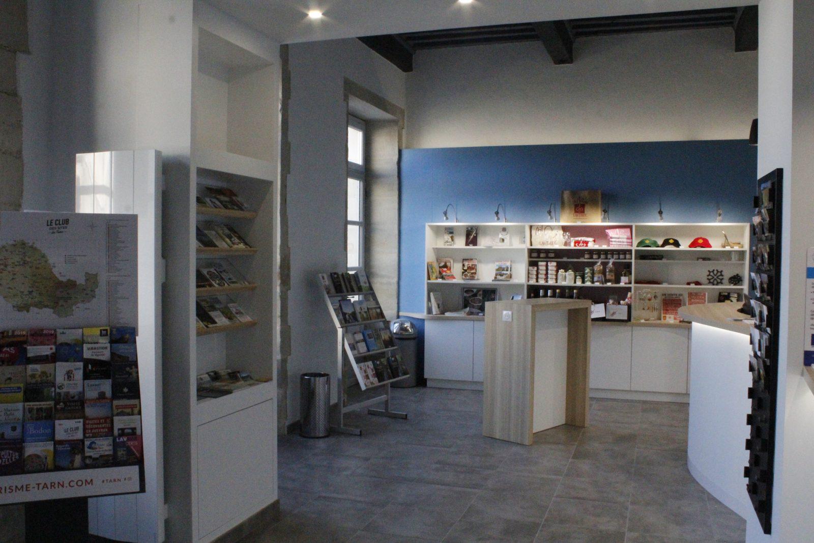 Office de Tourisme – Bureau de Lautrec