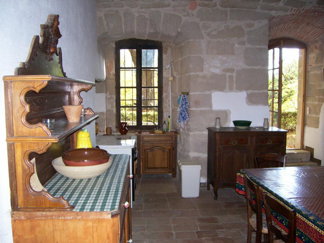 Les cuisines du château d'Appelle