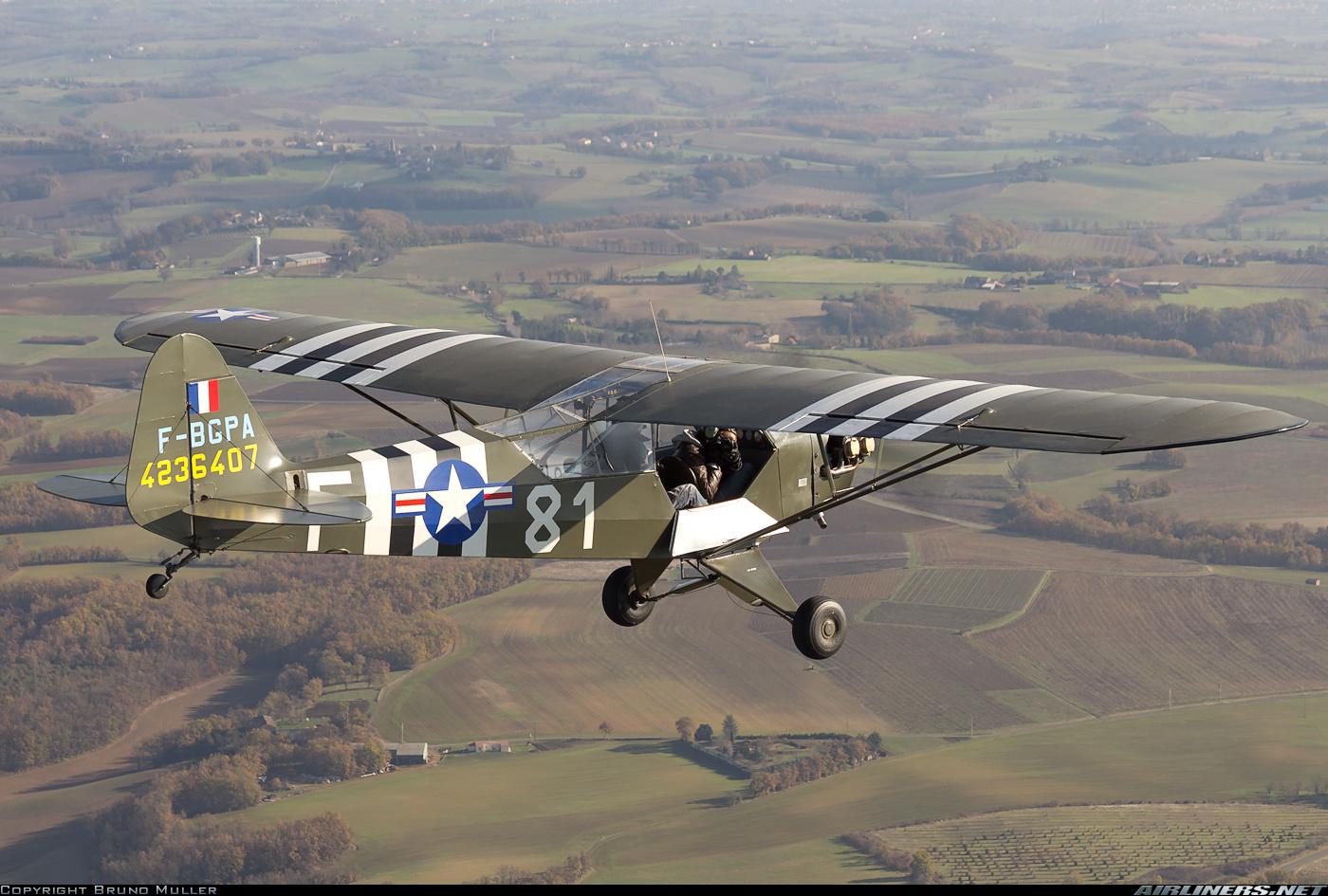 Le Piper J3