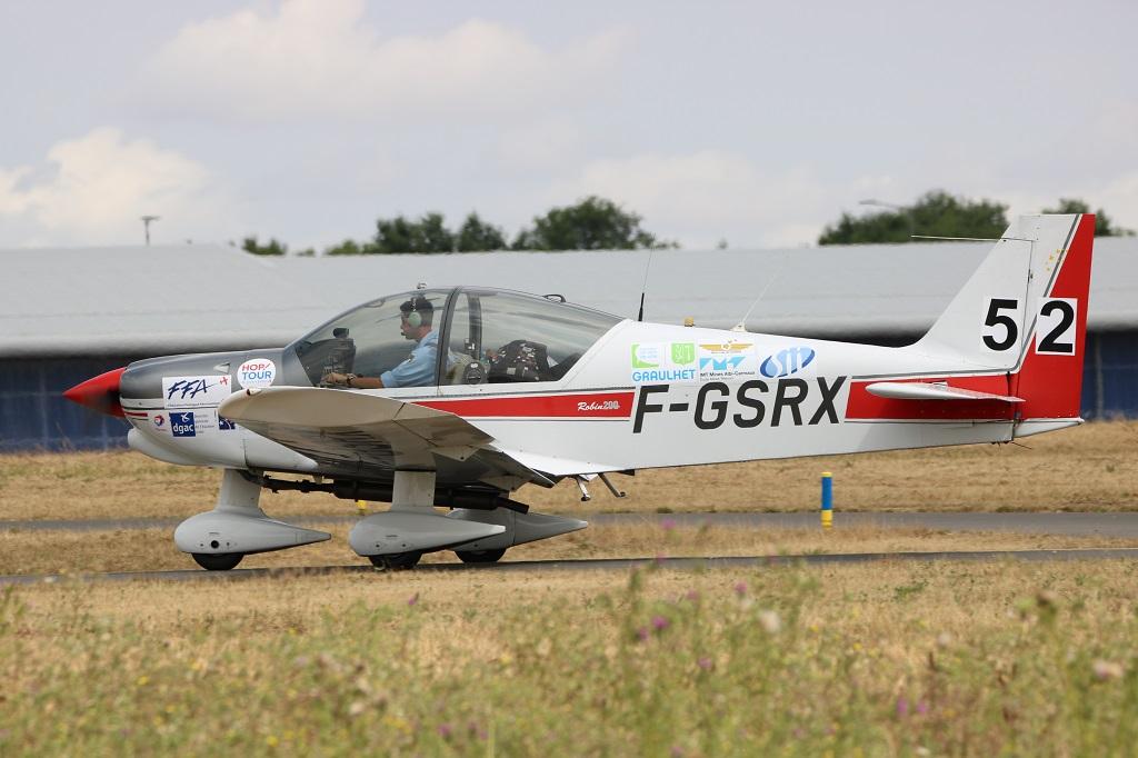 Le Robin HR200