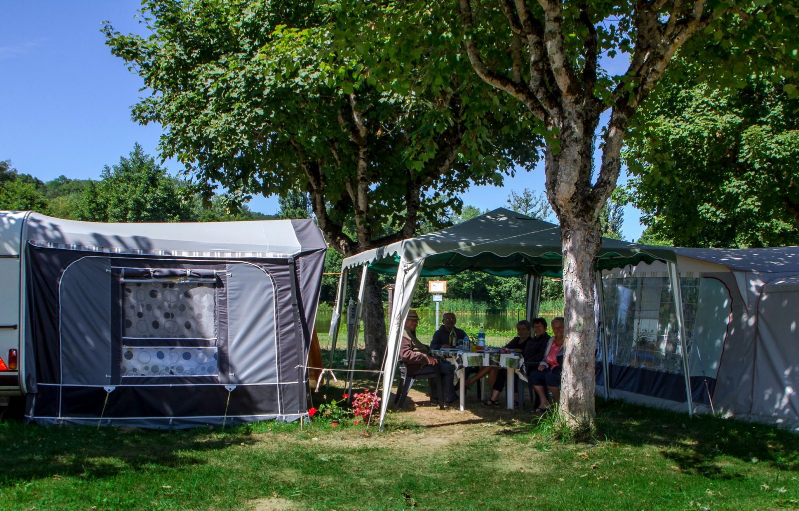 Camping Municipal La Rabaudie