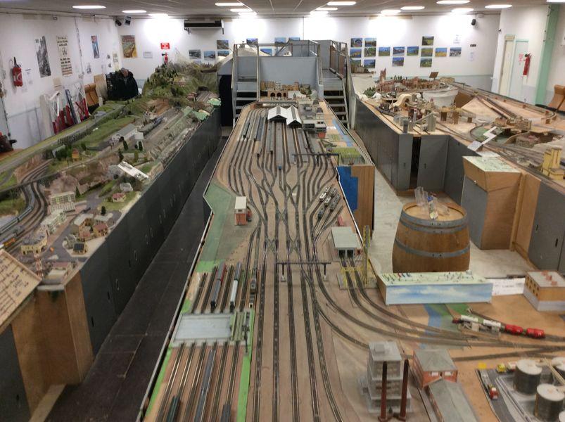 Train Miniature Gaillacois