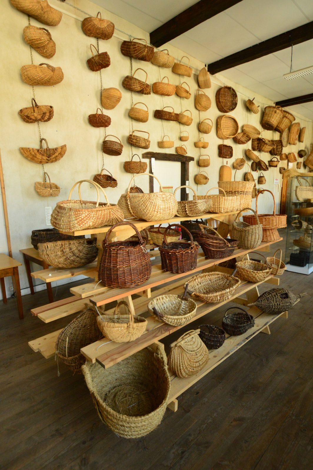 Galerie des paniers