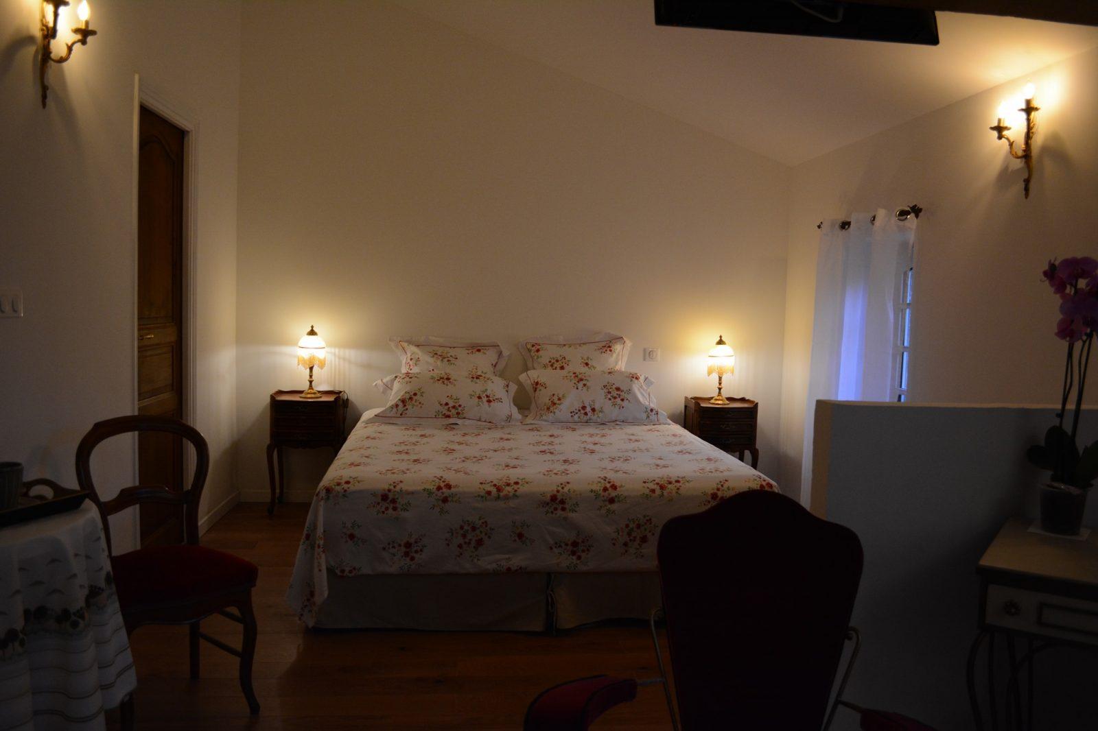 Chambres d'Hôtes Les Nuits du Pastelier – Teulat – Tarn