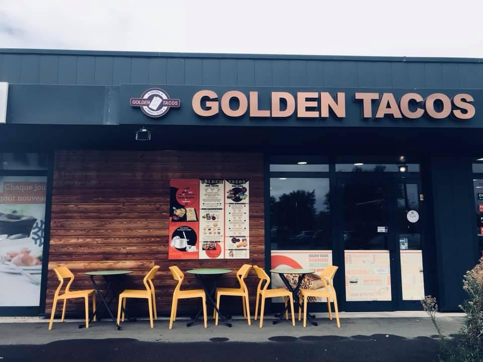 Snack – Golden Tacos – Lavaur – Tarn