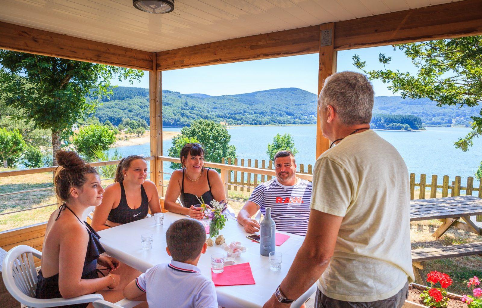 Parc Résidentiel de Loisirs Les Rives Du Lac Du Laouzas