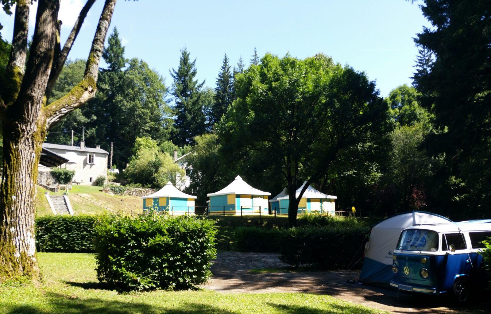 Camping Campéole Raviège