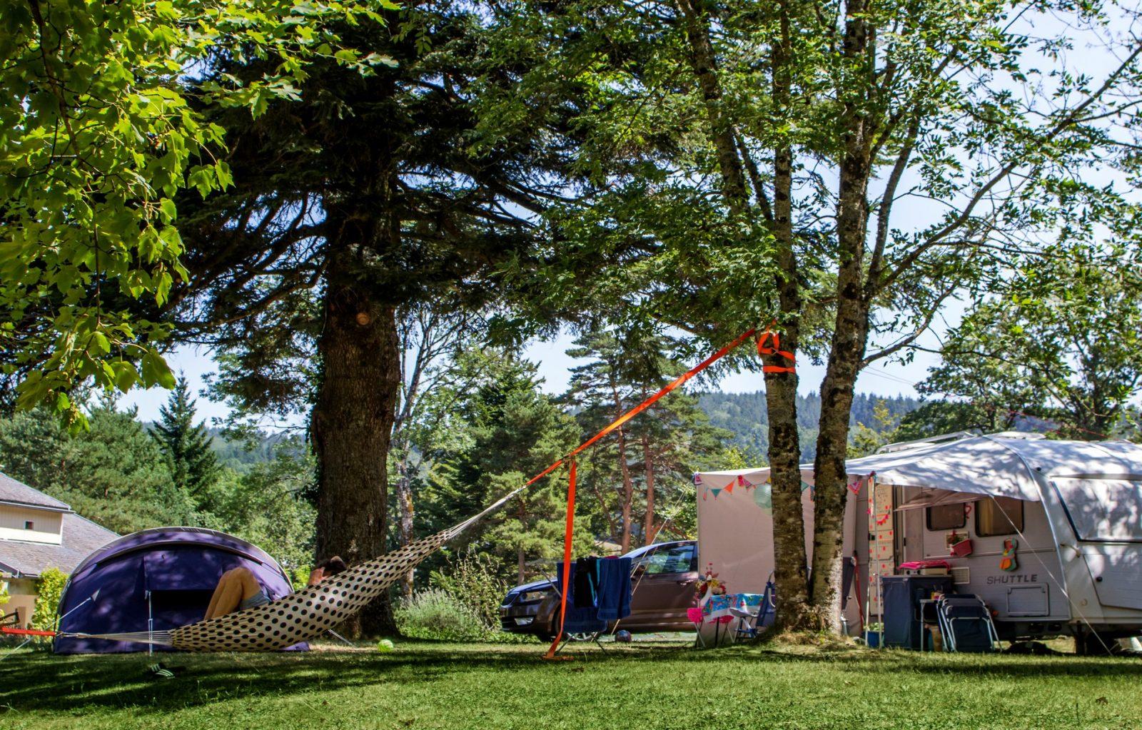 Camping Le Plô