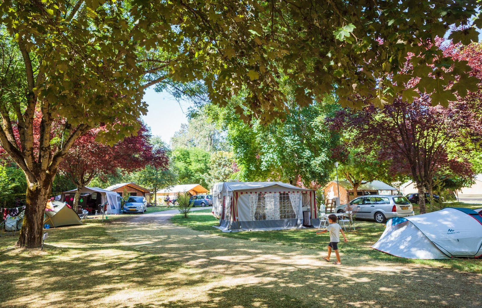 Camping Soleil des Bastides