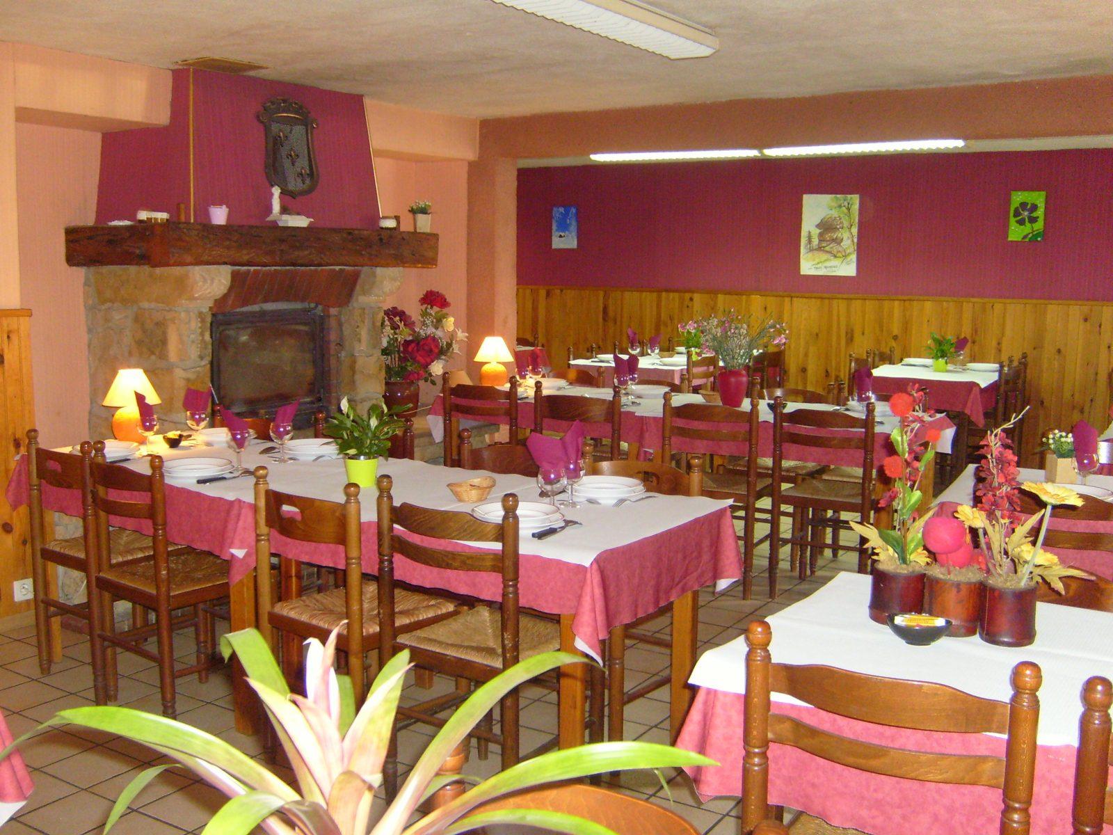 Fermé temporairement Restaurant Le Bon Accueil