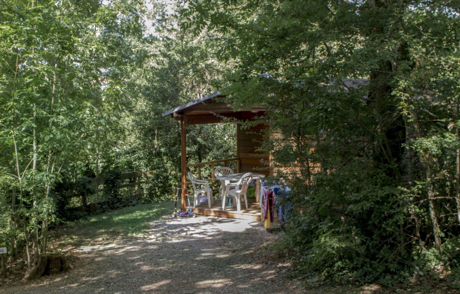 Camping Entre Deux Lacs