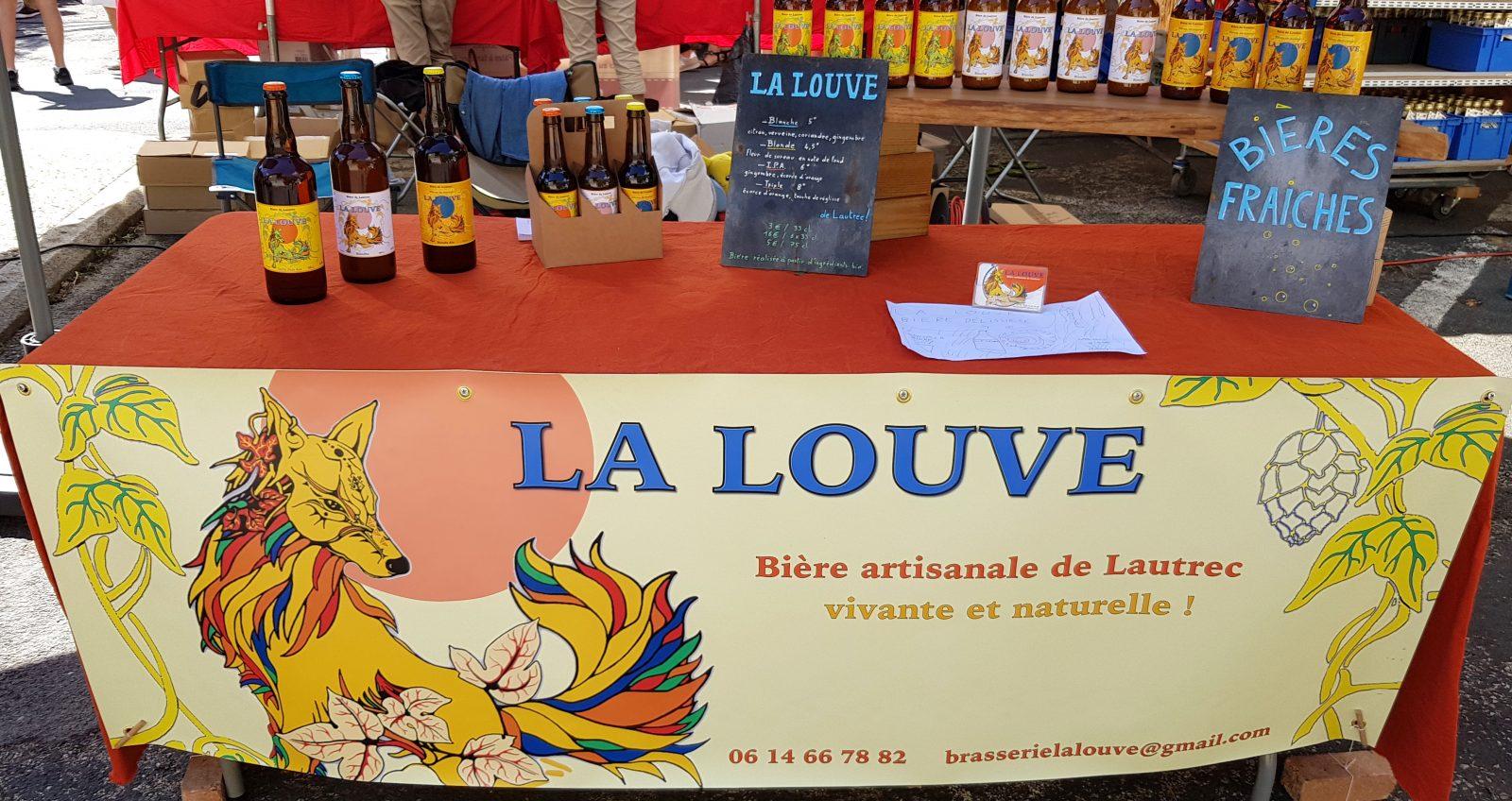 Brasserie La Louve