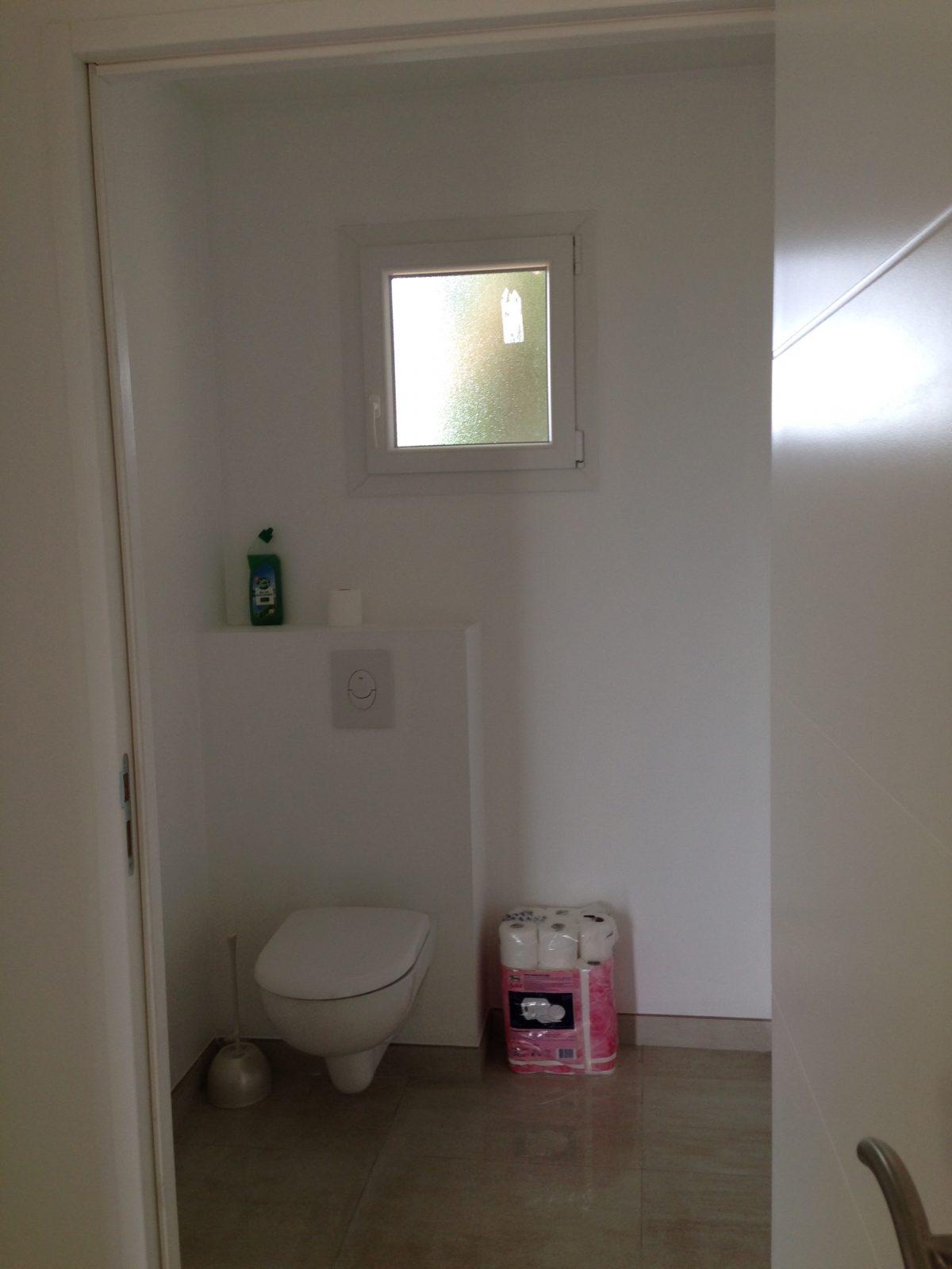 WC porte 90cm