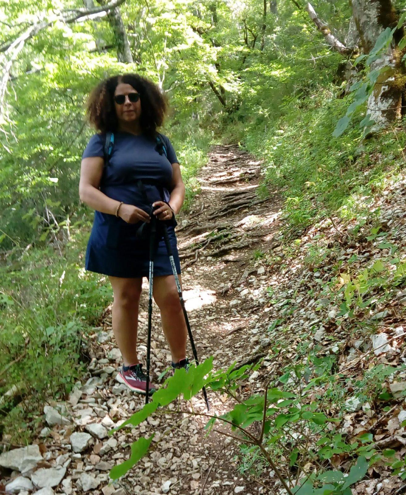 randonnée pédestre au cœur du Tarn