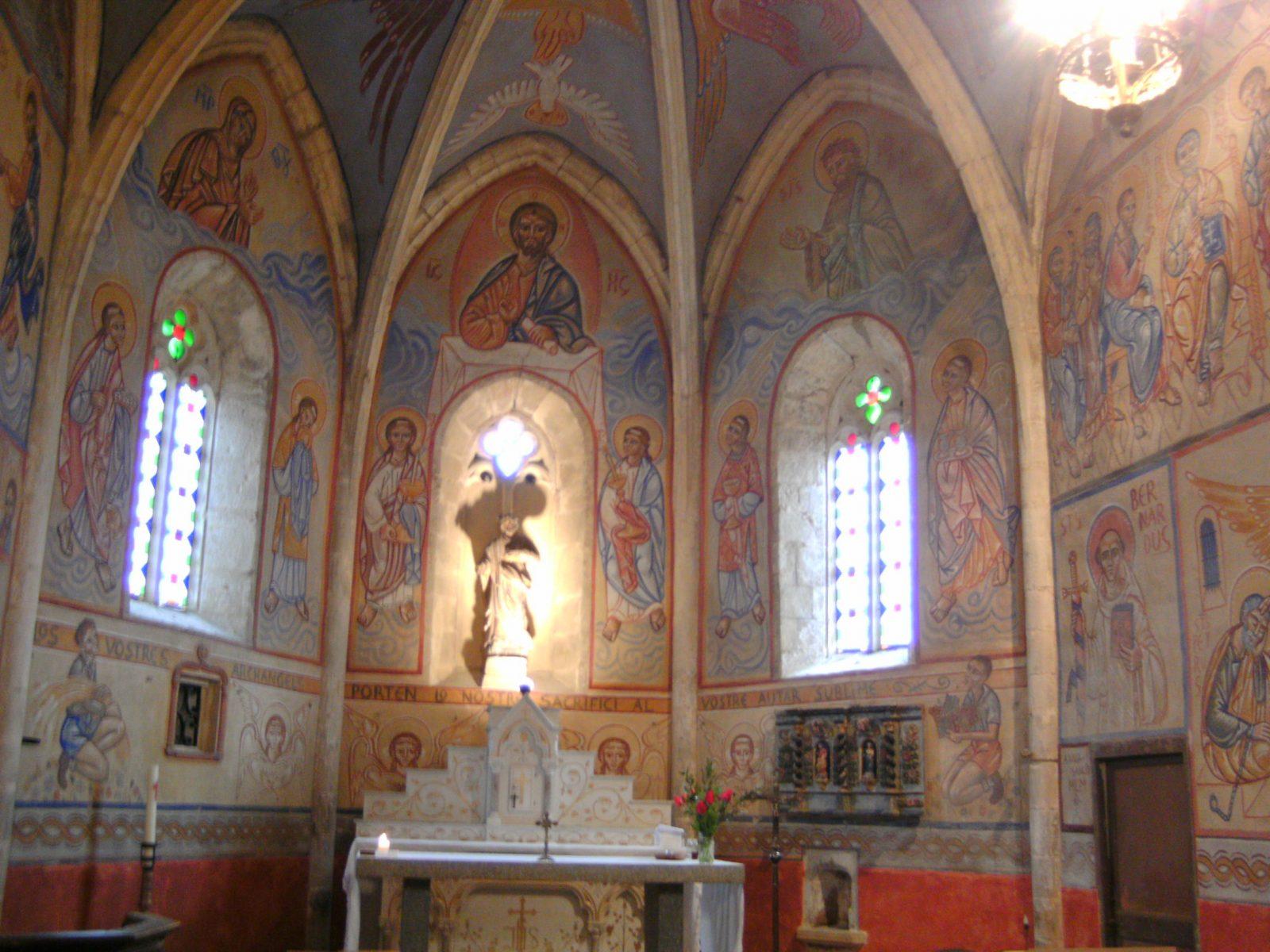 Saint-Pierre intérieur