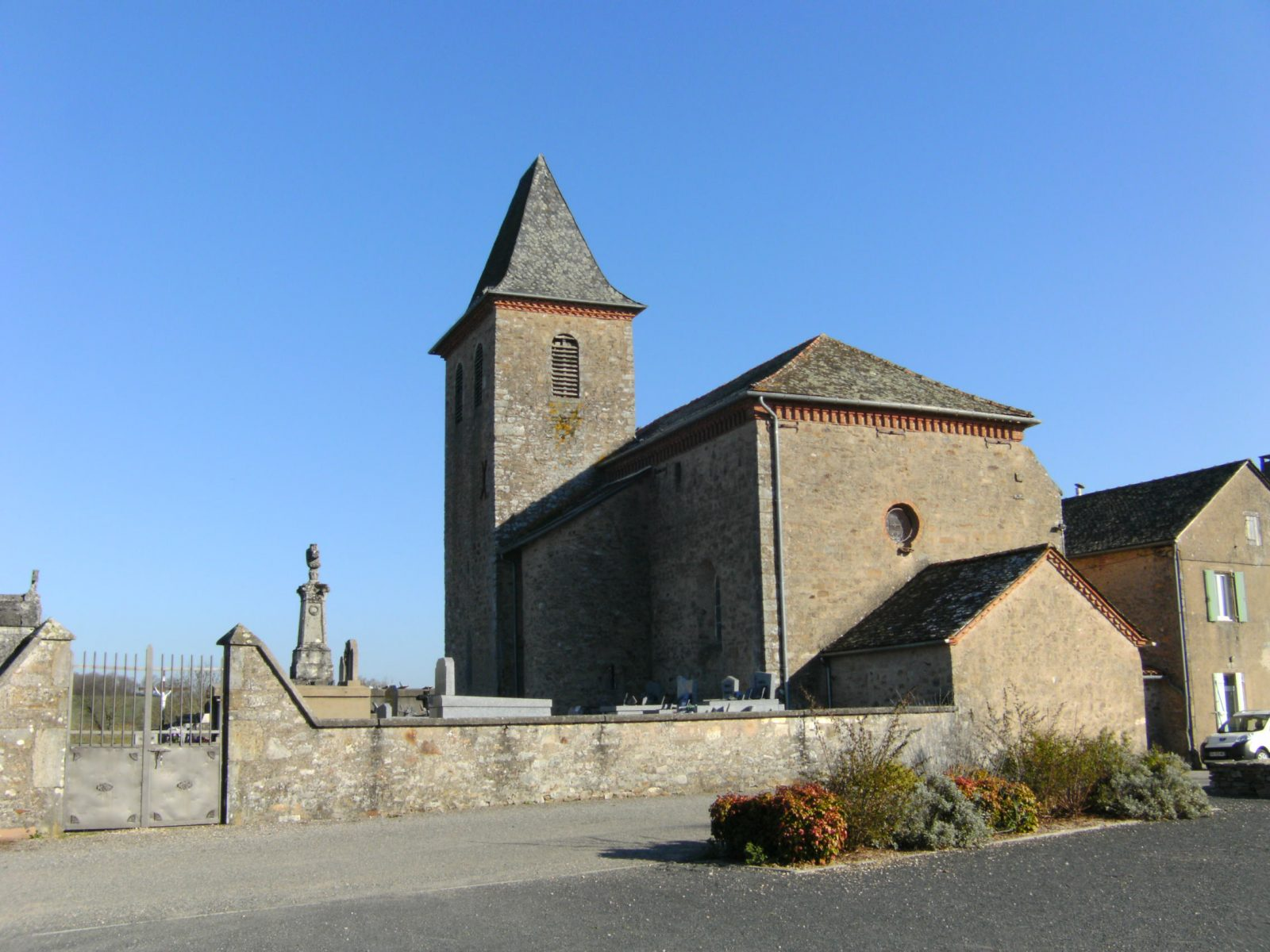 Saint-Pierre extérieur