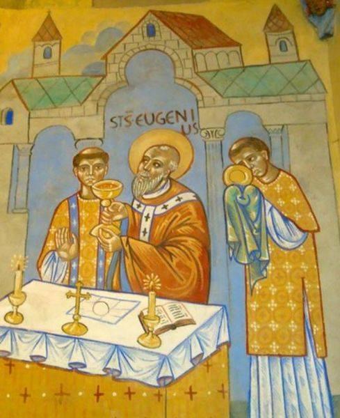 Saint-Eugène