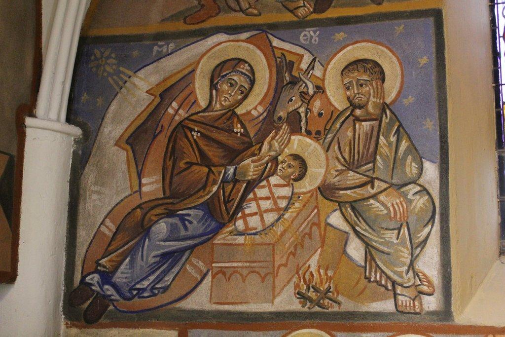 Saint-Benoit nativité