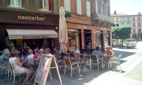 Albi restaurant le Cascarbar