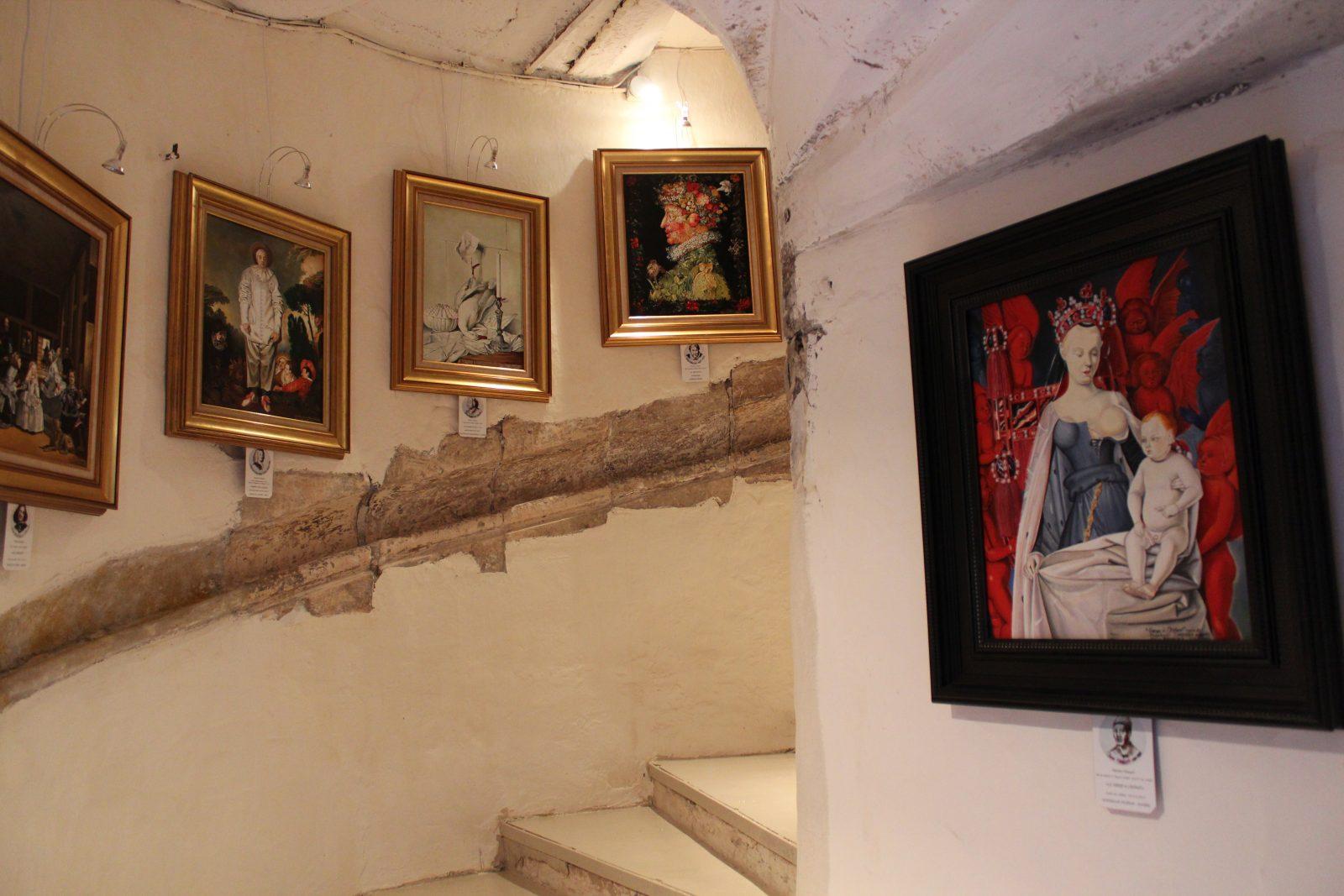 lbi musée pour Tous Raphael Cordoba