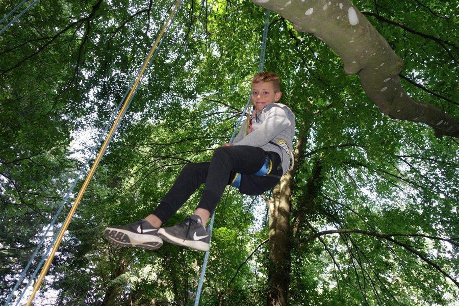 Séjour enfant L'appel de la forêt