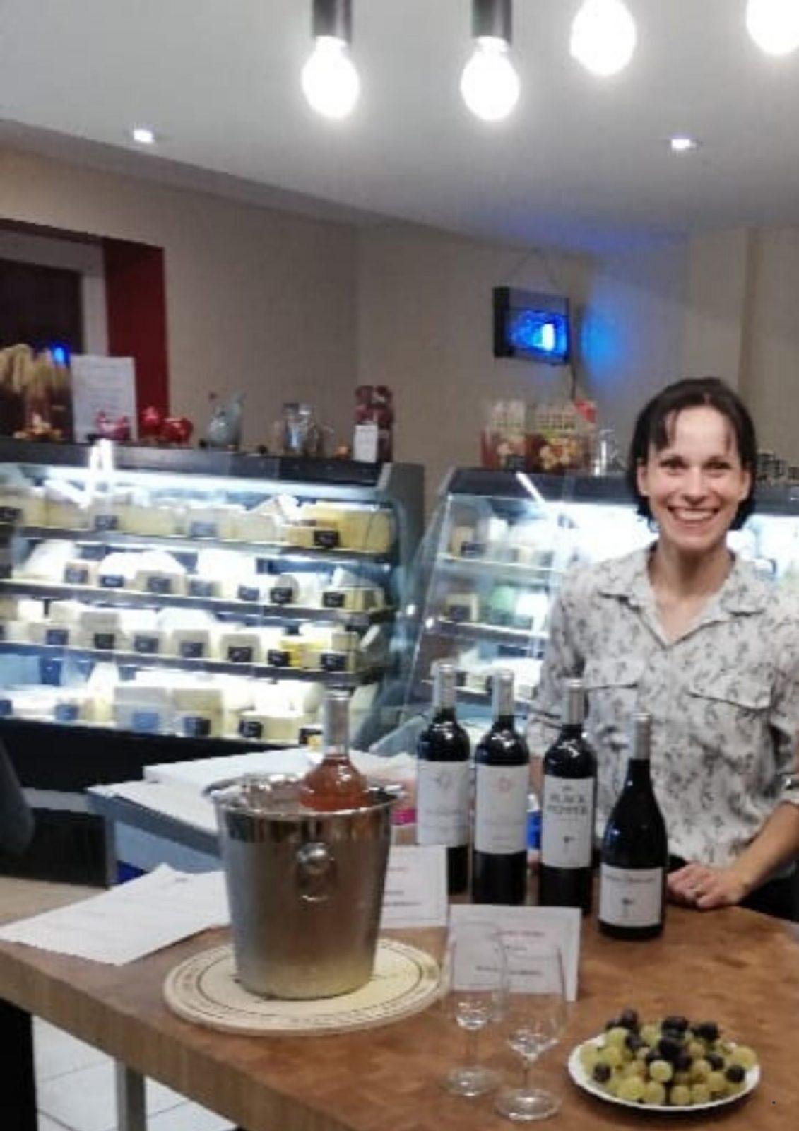 C Tout un fromage – Sylvie Mum – Fromagerie à Lavaur – Tarn – 81