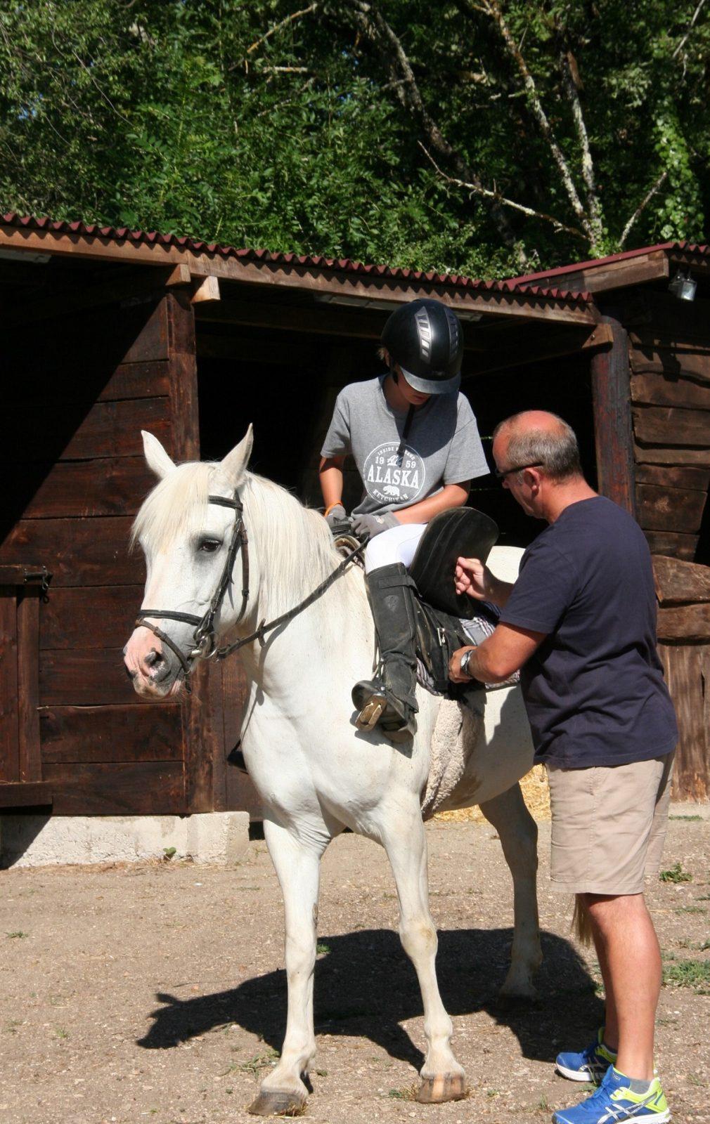 3 jours en famille à cheval dans le Tarn