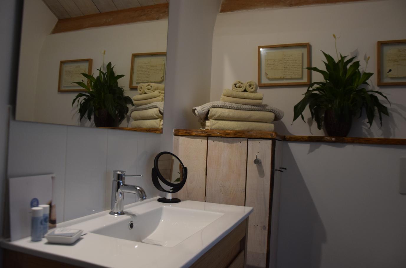 Salle d'eau Ostalon de Sénégats