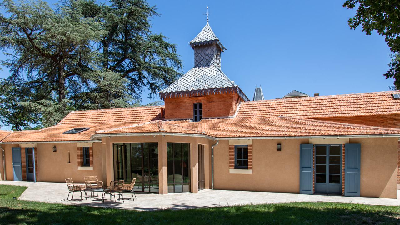 Domaine du Buc, location Marssac sur Tarn