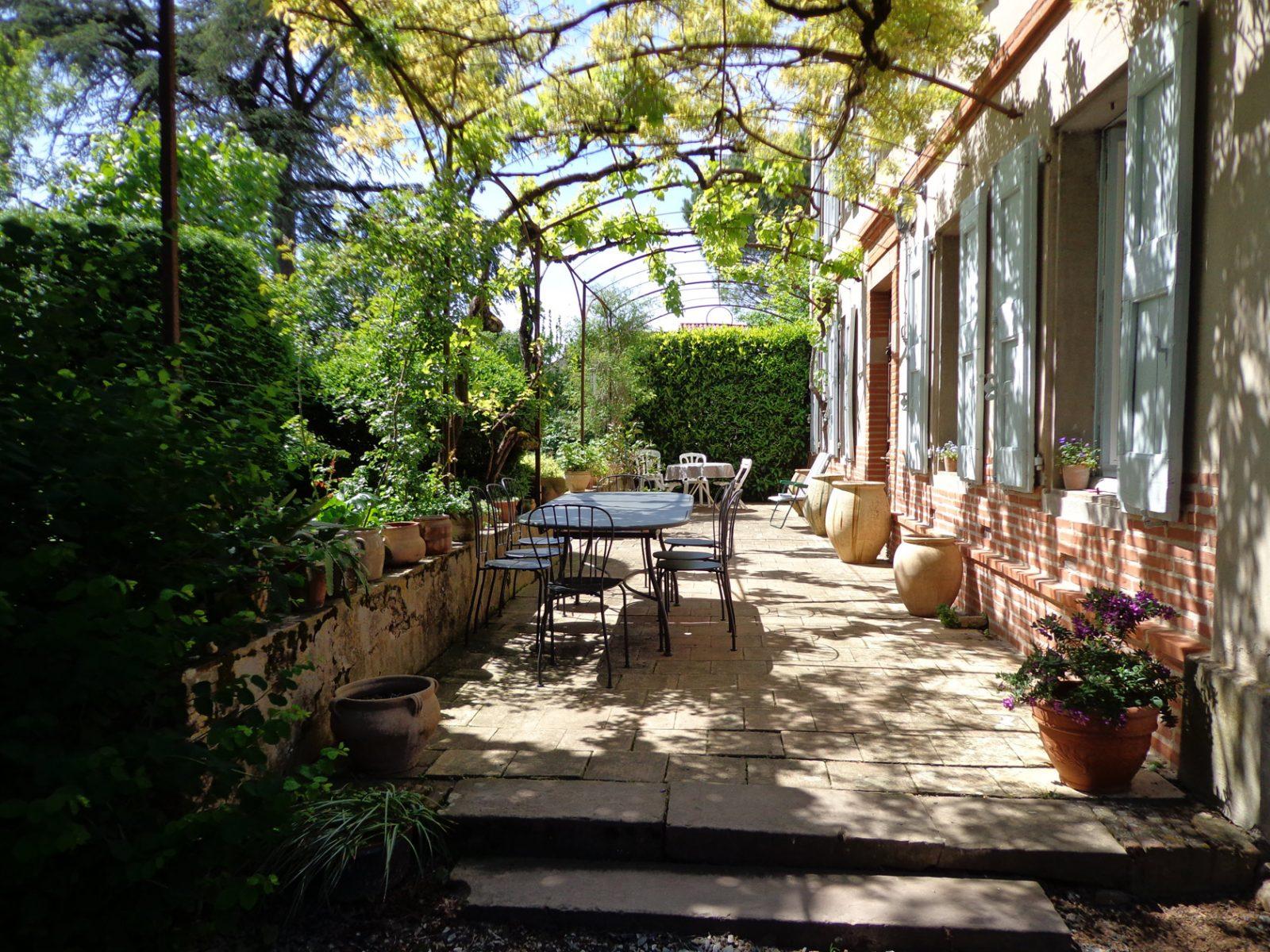 maison Mercadier – Lescure d'Albigeois – chambres d'hôtes