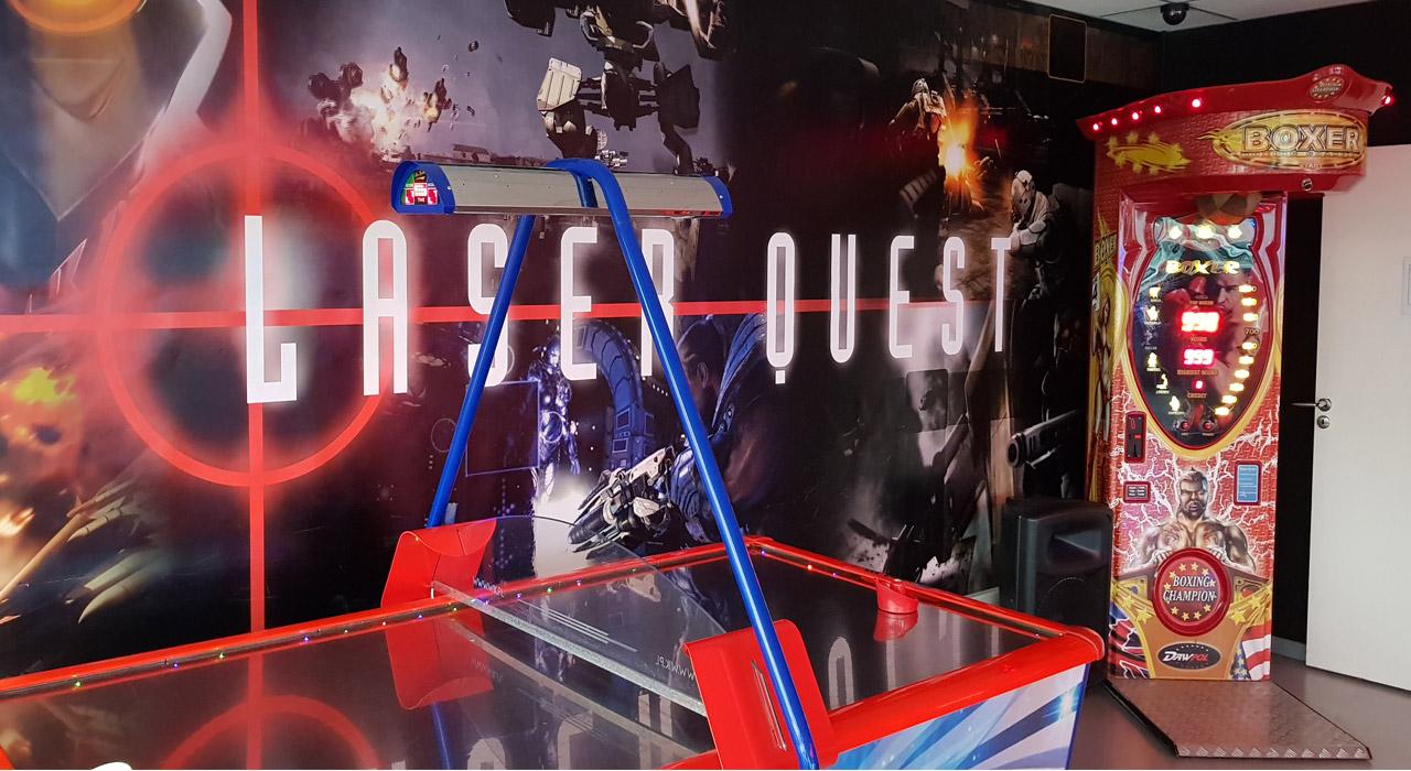 Albi laser Quest