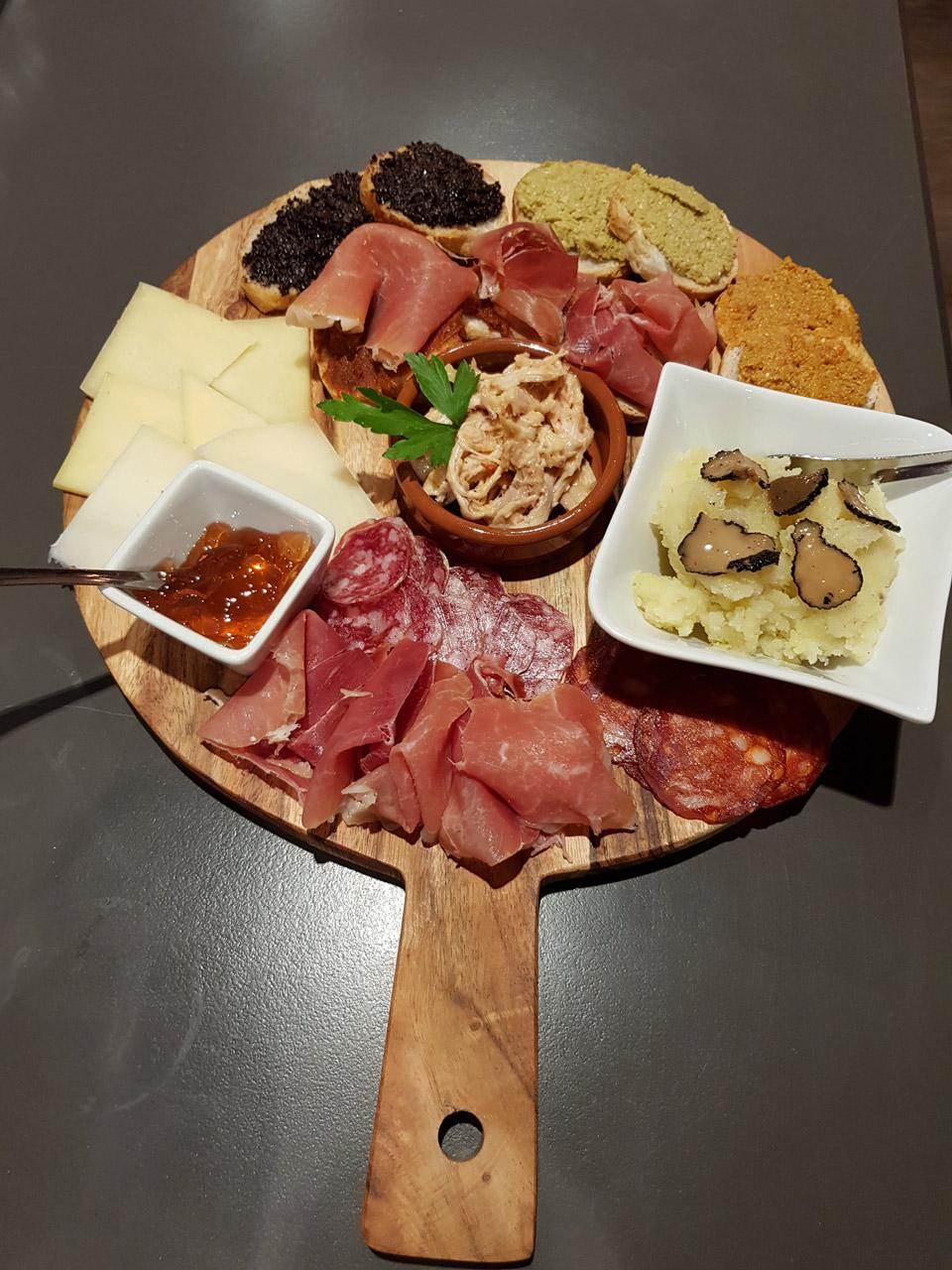 Restaurant Albi : le Vin Coeur