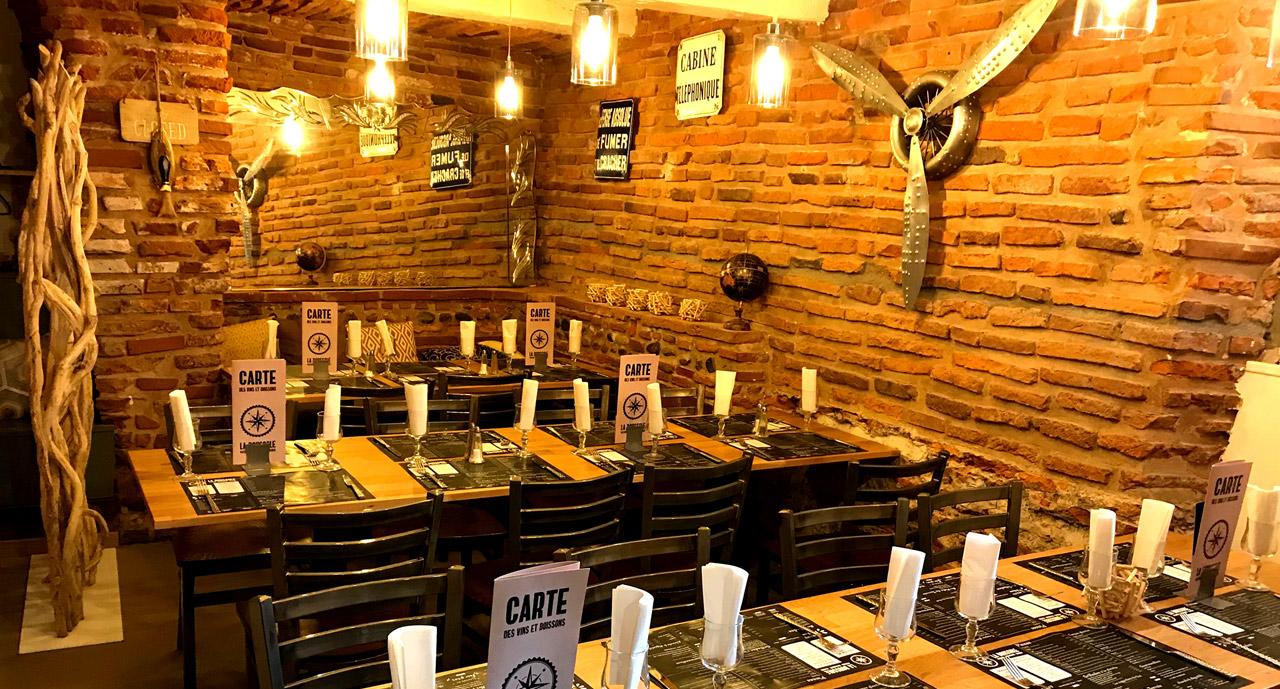 Rest Pizzeria Albi – La boussole