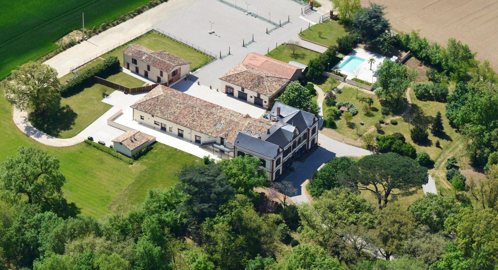 Hôtel Domaine d'en Fargou – Saint-Sulpice – Tarn