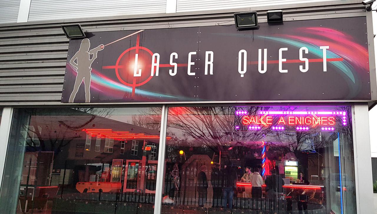 laser quest Albi